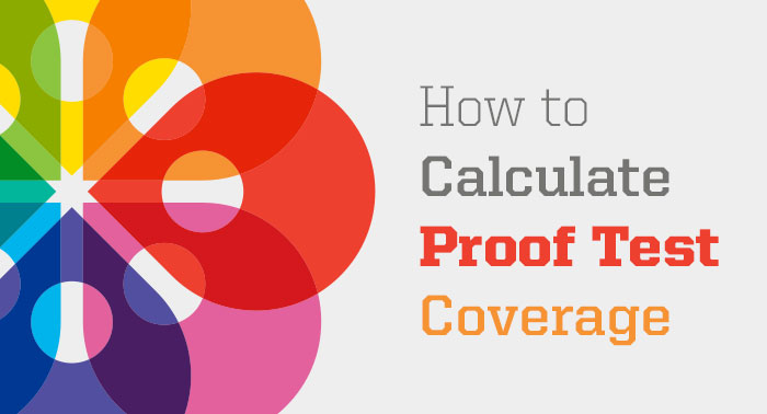 How to Calculate Proof Test Coverage