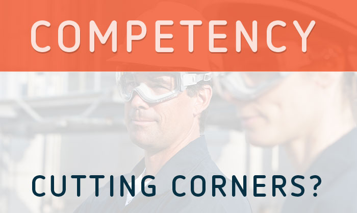 Competency: Cutting Corners?