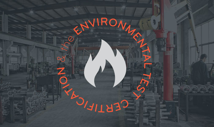 Certification and the Environmental Test