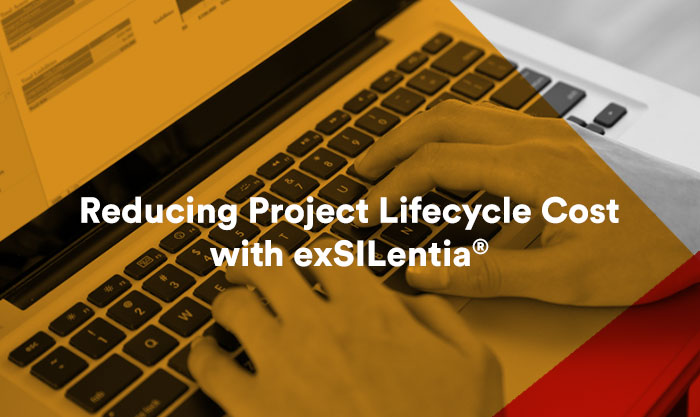 Reducing Project Lifecycle Cost with exSILentia®