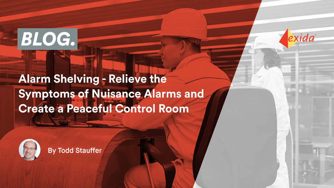 Alarm Shelving - Relieve the Symptoms of Nuisance Alarms and Create a Peaceful Control Room