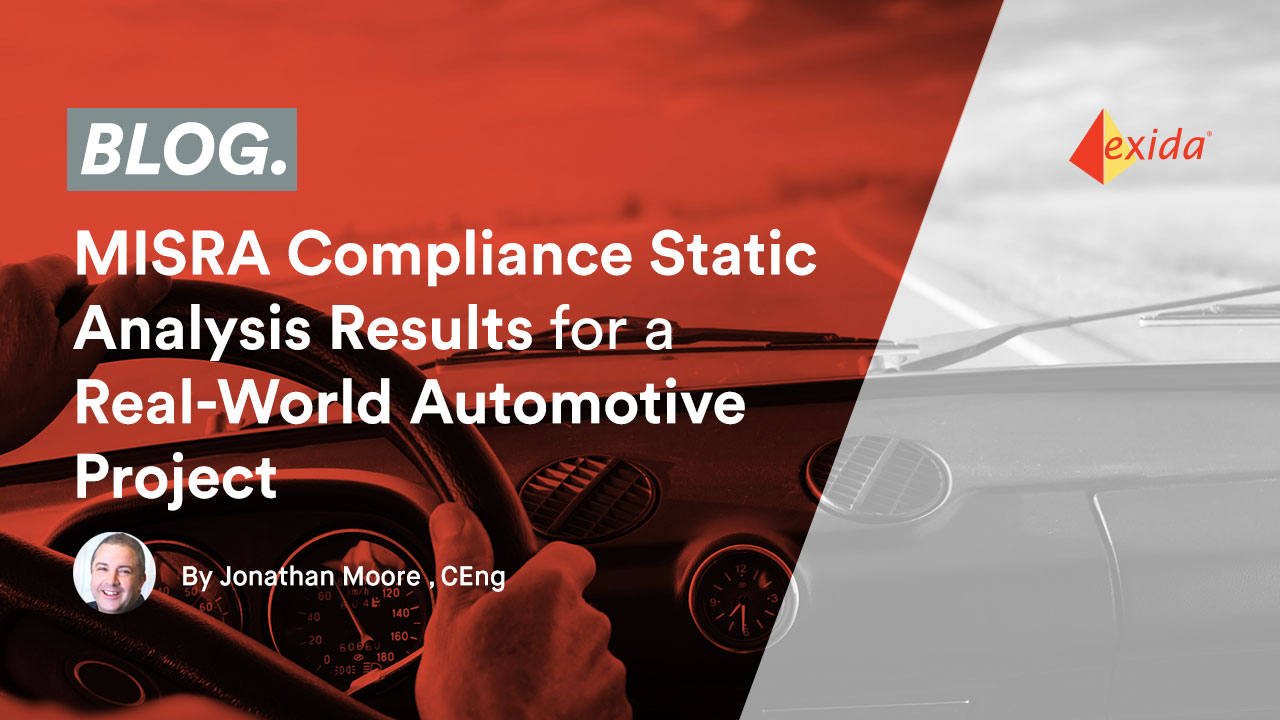 MISRA Compliance Static Analysis Results for a Real-world Automotive Project