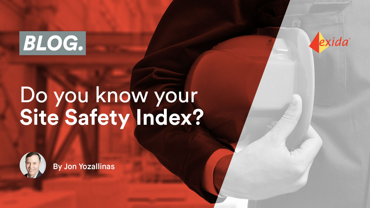 Do you know your Site Safety Index?