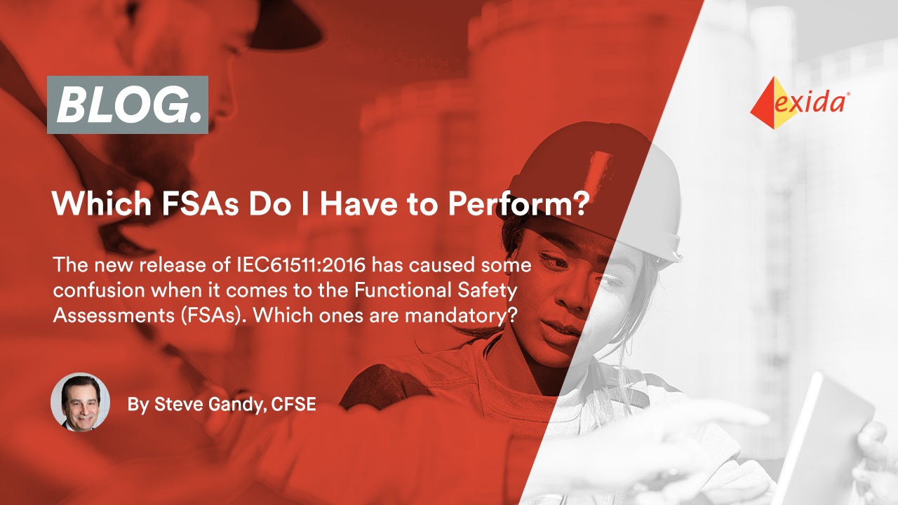 Which FSAs Do I Have to Perform?