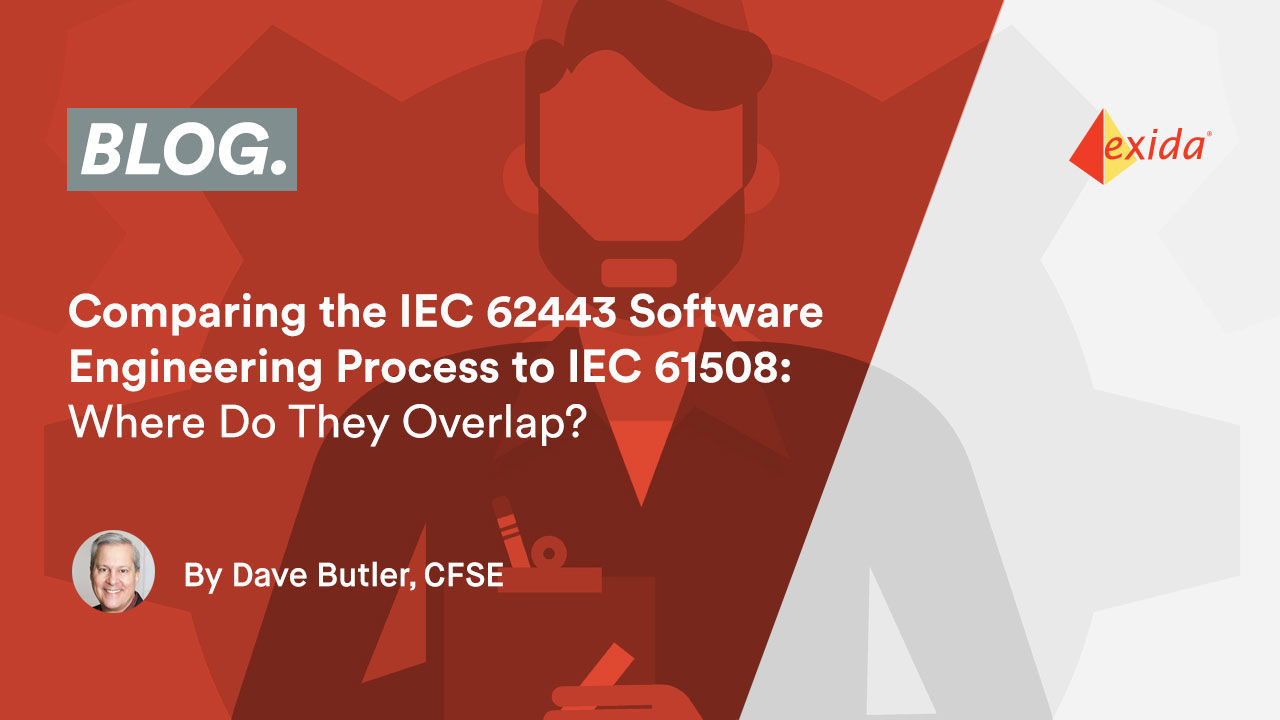 Comparing the IEC 62443 Software Engineering Process to IEC 61508: Where Do They Overlap?