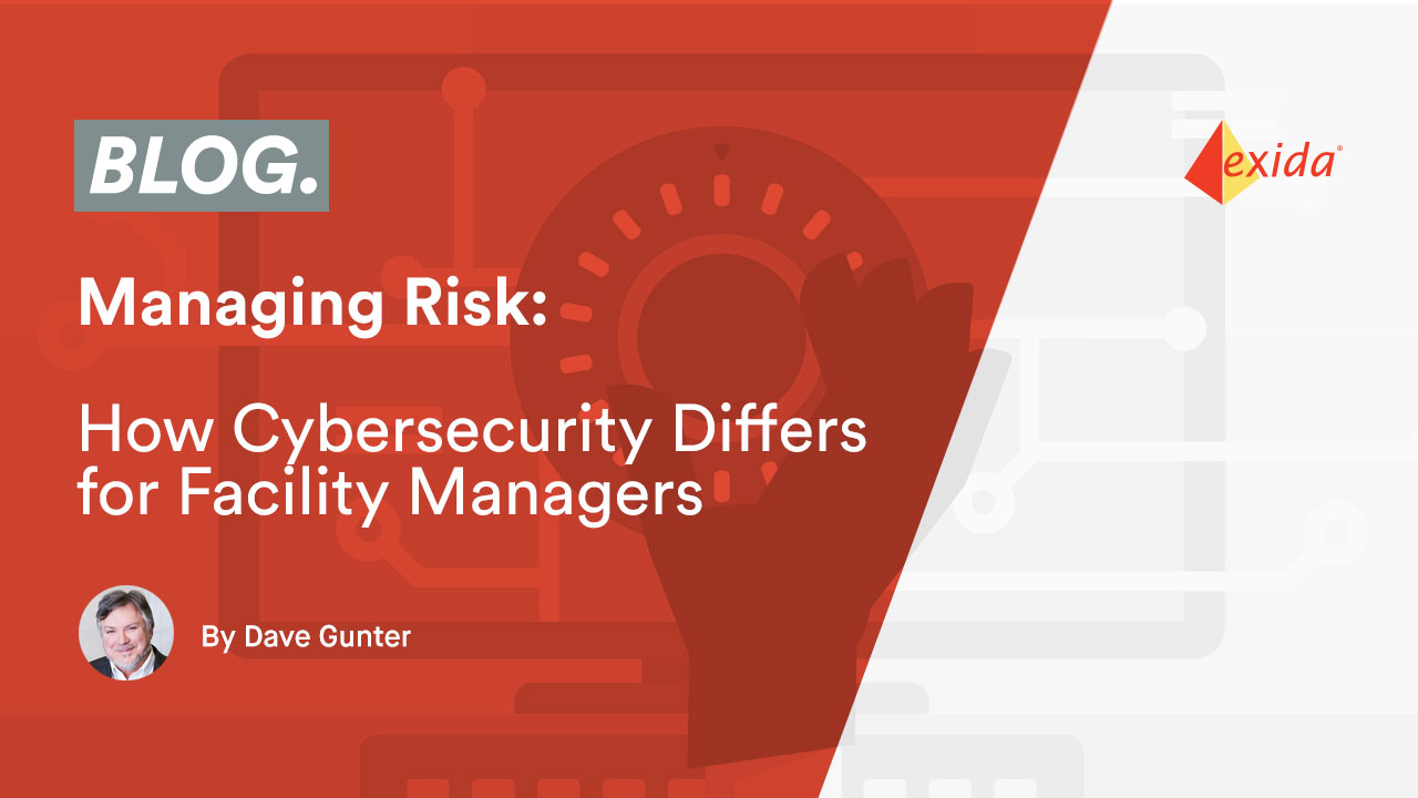 Managing Risk: How Cybersecurity Differs for Facility Managers