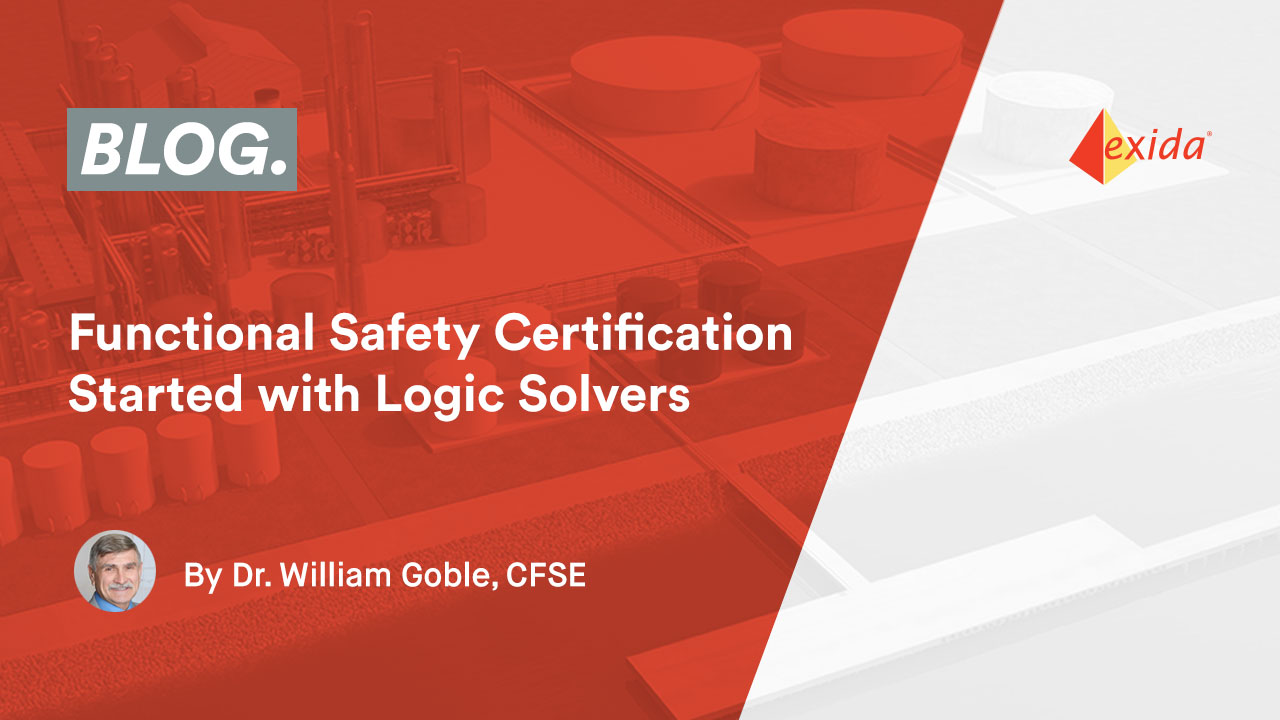 Functional Safety Certification Started with Logic Solvers