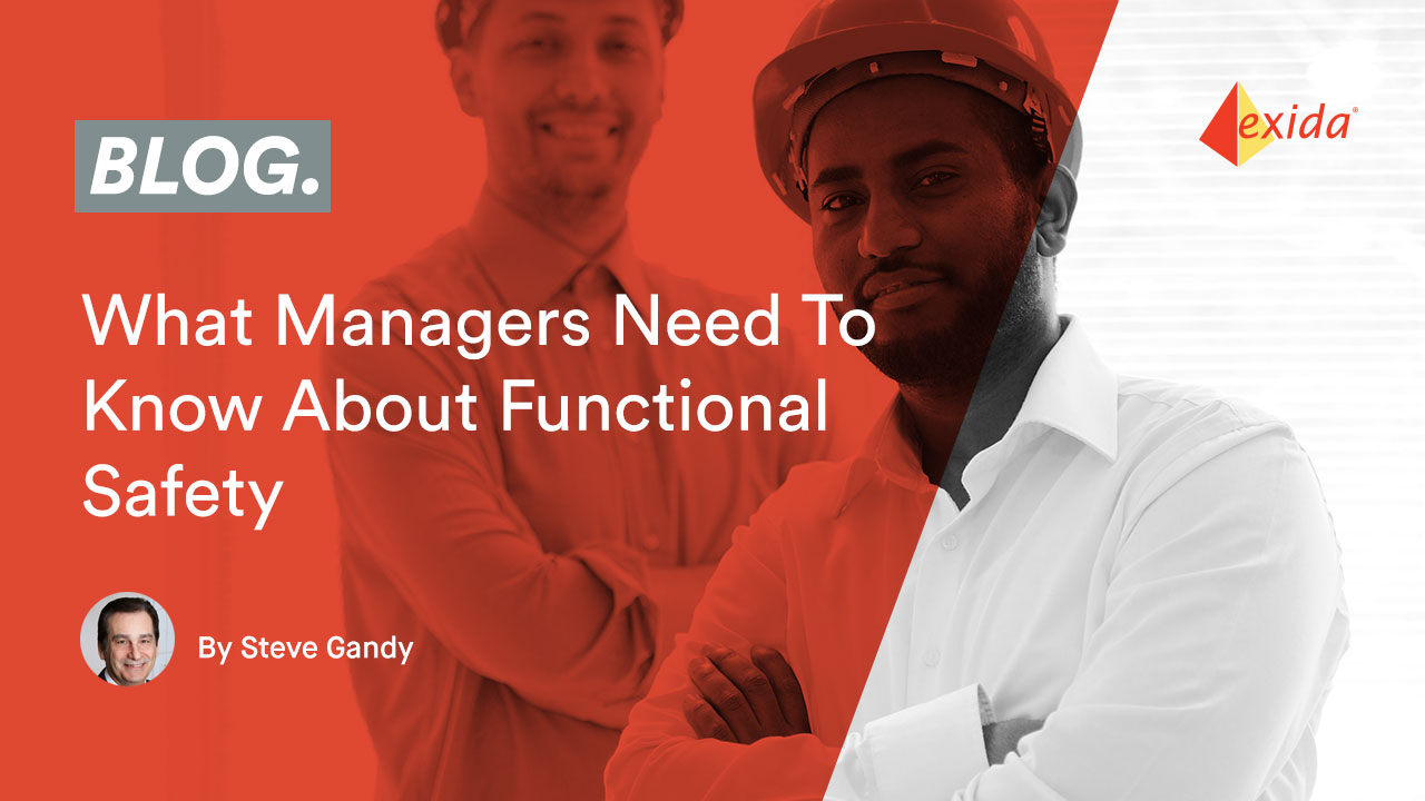 What Managers Need To Know About Functional Safety