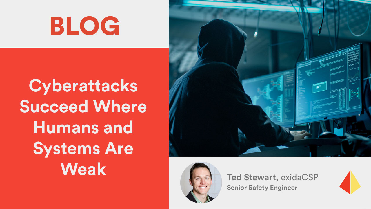 Cyberattacks Succeed Where Humans and Systems Are Weak