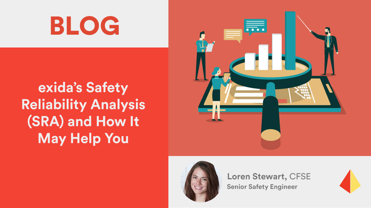 exida's Safety Reliability Analysis (SRA) and How It May Help You