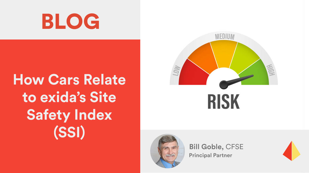 How Cars Relate to exida's Site Safety Index (SSI)