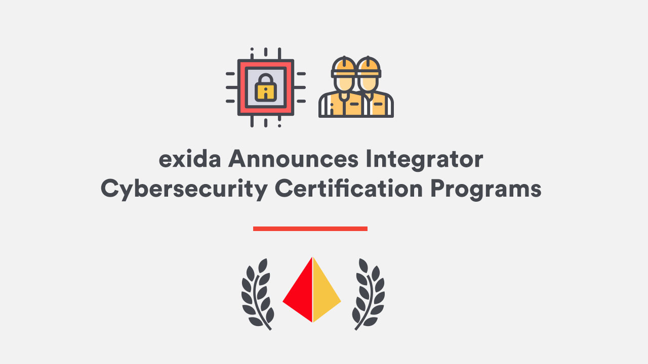 exida Integrators Cyber Program