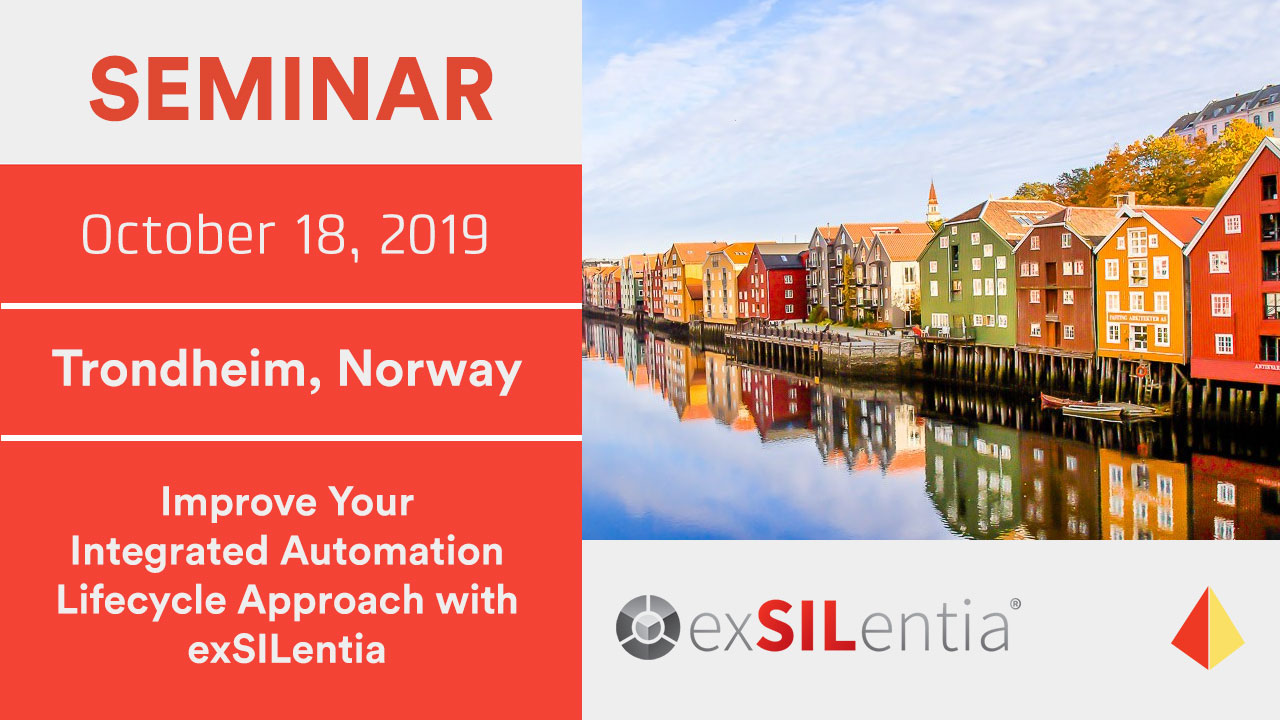Improve your Integrated Automation Lifecycle Approach with exSILentia 10-19