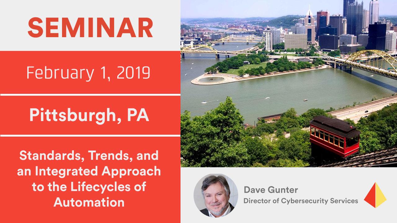 Pittsburgh seminar