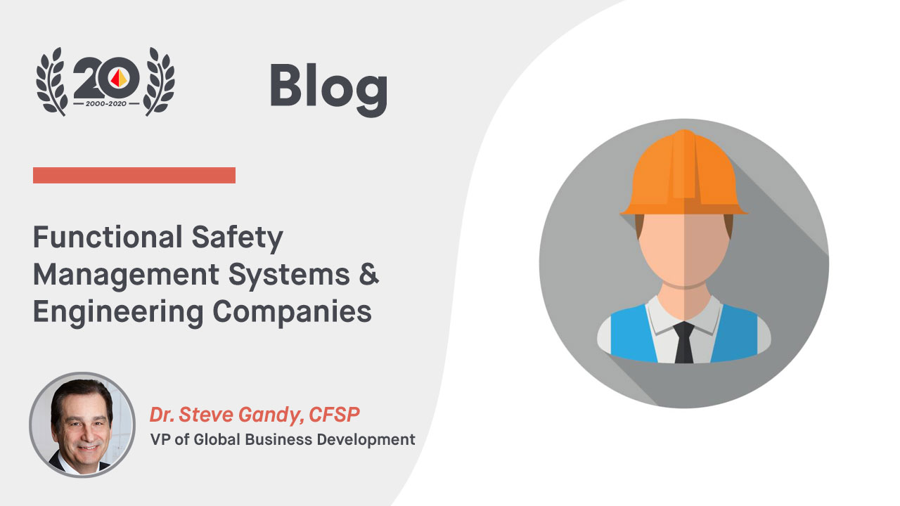 Functional Safety Management Systems & Engineering Companies