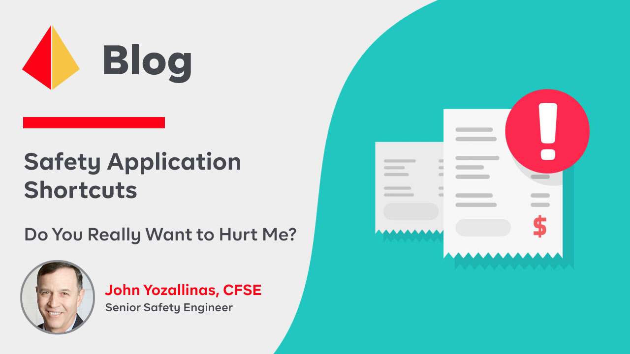 Safety Application Shortcuts - Do You Really Want to Hurt Me?