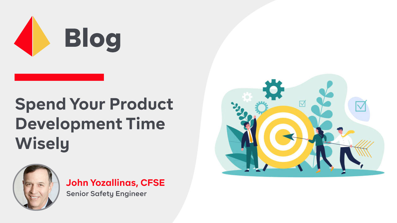Spend Your Product Development Time Wisely