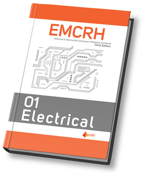 Electrical & Mechanical Component Reliability Handbook, 3rd Edition
