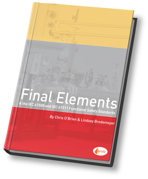 Final Elements and the IEC 61508 and IEC 61511 Functional Safety Standards