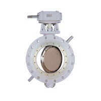Advance Valves Pvt. Ltd.Triple Offset Butterfly Valve Series BT